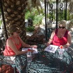 Art and Painting holidays with Steffi Goddard