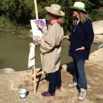Painting Holidays in Spain with Steffi Goddard