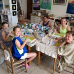 Painting Holidays for all ages
